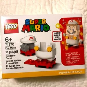 LEGO Super Mario Fire Mario Power Up Pack